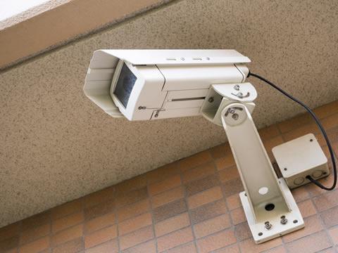 家庭用防犯カメラ工事